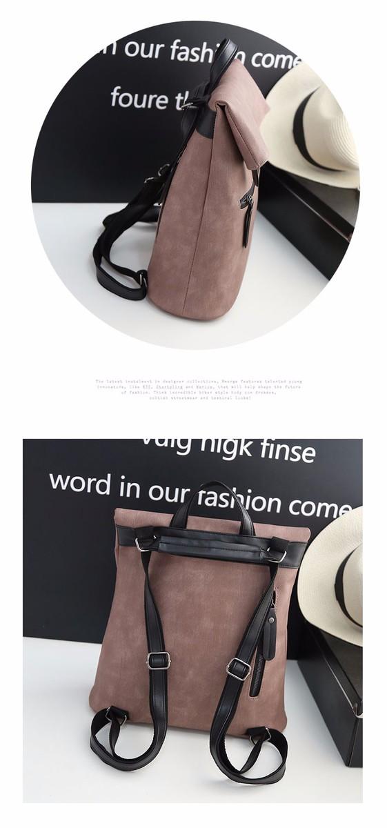 Bộ balo kết hợp túi đeo vai kèm túi nhỏ bucket 2