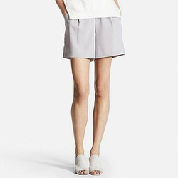 Quần váy hãng Uniqlo màu 03 Gray - Hàng nhập Nhật