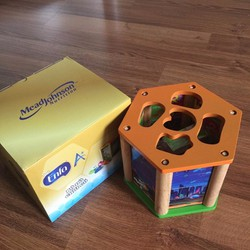 Bộ đồ chơi gỗ cho bé Enfa