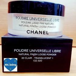 Phấn bột Chanel xách tay Pháp