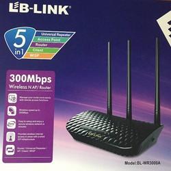 Bộ phát wifi LB-LINK BL-WR3000A