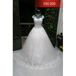 Áo cưới thanh lý