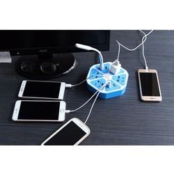 Ổ CẮM ĐIỆN ĐA NĂNG CÓ 4 CỔNG SẠC USB - KHUYẾN MÃI GIÁ RẺ NHẤT
