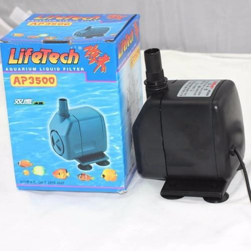 Máy bơm lifetech ap3500, bơm chìm bể cá, bơm thủy canh hồi lưu, rất bền, mạnh mẽ