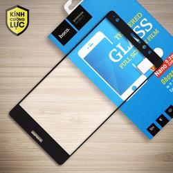 Cường lực Huawei Mate S Full LCD Hoco đen