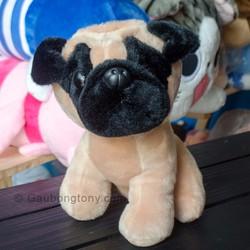 Gấu bông chó Pug - Chó Bông Pug dễ thương