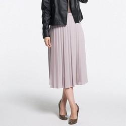 Chân váy xếp ly màu 03 Gray - Hàng nhập Nhật