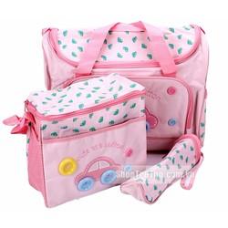 Túi đựng đồ 3 chi tiết cho Mẹ và bé