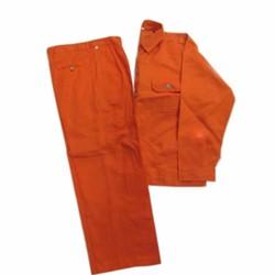 Bộ quần áo bảo hộ lao động dành cho thợ điện size số 5
