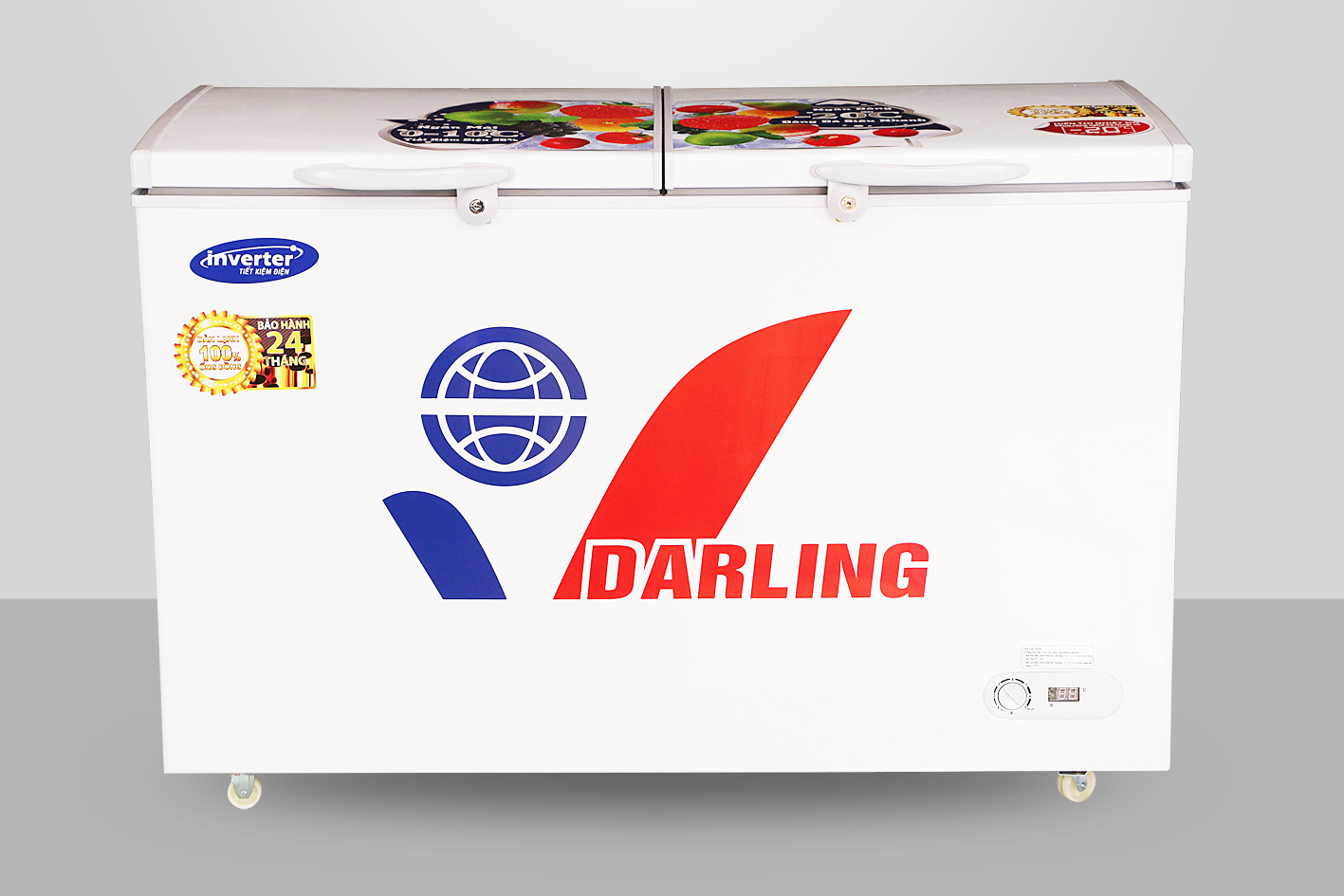 Tủ đông Darling DMF-4699WI - Inverter, Giá tháng 12/2020
