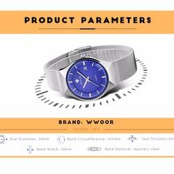 Đồng hồ WWOOR Cao cấp thời trang dành cho Nam