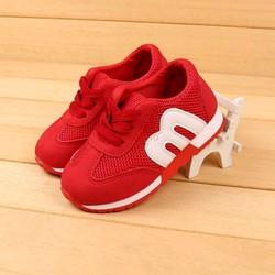 giày thể thao cho bé trai và bé gái