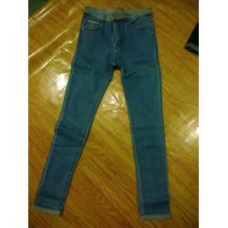 quần jeans lưng cao size 27 sale