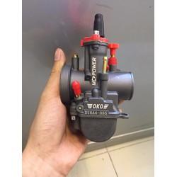 Bình ga dẹp PWK OKO 28 - 30mm