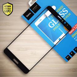 Cường lực Huawei Mate 9 Full LCD Hoco đen