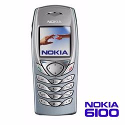 Điện thoại N 6100 Huyền thoại -BH  6 tháng