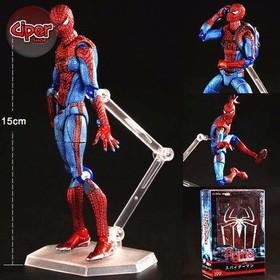 Mô hình Spider Man - Người nhện - Figma199 - CP0033
