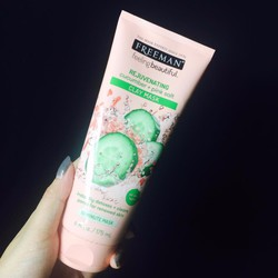 Mặt nạ Freeman Cucumber and Pink Salt Clay Mask