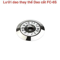 Lưỡi dao thay thế Dao cắt chính xác sợi quang FC-6S