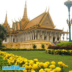 Tour Sihanoukville- Koh Rong - Bokor - Kampot - Biển Kép 3N3Đ