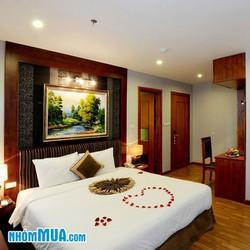 Khách sạn Gallant Hà Nội tiêu chuẩn 3 sao tại Hà Nội