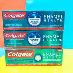 Kem đánh răng Colgate Enamel health