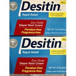 Kem chống hăm tã Desitin nhập khẩu USA 170g