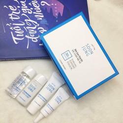 Bộ dưỡng dành cho da mụn Soon Jung Skin Care Trial Kit