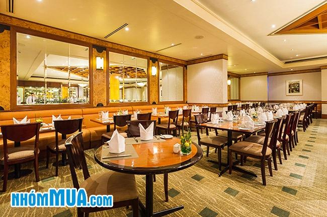 Buffet tối thứ 4 thứ 7 đẳng cấp tại Nhà hàng The Grill 26