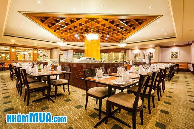 Buffet tối thứ 4 thứ 7 đẳng cấp tại Nhà hàng The Grill 25