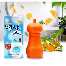 Bộ Tẩy Rửa và Khử Mùi Bồn Cầu Dr.Orange - HÀN QUỐC