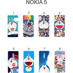 Ốp lưng Nokia 5 dẻo in hình Doraemon