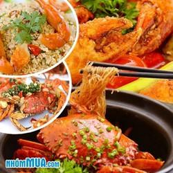 Buffer cua - Nhà hàng Tân Hoa Cau