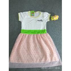 Váy Đầm ren trẻ em