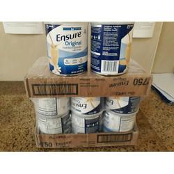 Sữa Ensure Original xách tay 397g  - Mỹ