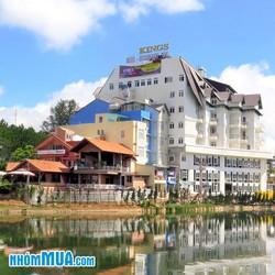 Khách sạn Kings Hotel Đà Lạt 4 3N2Đ  City tour Giá sốc