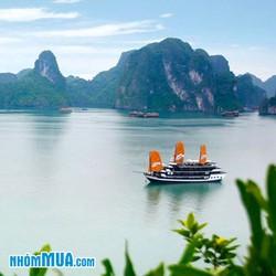 Hà Nội - Cát Bà 2N1D ngủ tàu Emerald Cruises 3