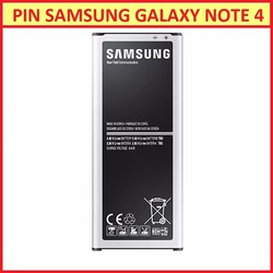PIN SAMSUNG NOTE 4 ZIN