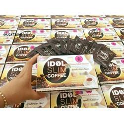 CÀ PHÊ GIẢM CÂN IDOL SLIM COFFEE