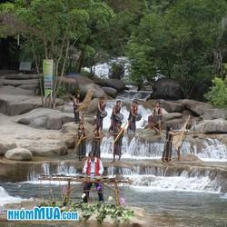 Tour Nha Trang - Thác Yang Bay 1 ngày - KH hằng ngày