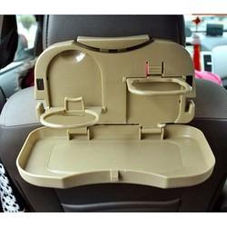 khay nhựa đựng đồ ăn lưng ghế
