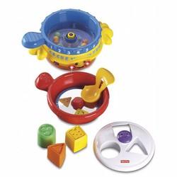 Đồ chơi cho bé Fisher Price bộ đồ chơi lục lạc G6685