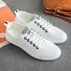 Giày mọi thời trang nữ cột dây hàng nhập - LN1307