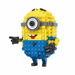 Bộ đồ chơi lego xếp hình cao cấp minions Stuart