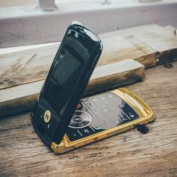 Điện thoại Motorola V8 Luxury Edition Gold - SANG TRỌNG - ĐẲNG CẤP