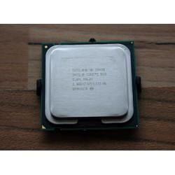 Intel Core 2 dual E8400