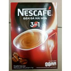 nescafe cà phê sữa đậm đà hài hoà thơm ngon