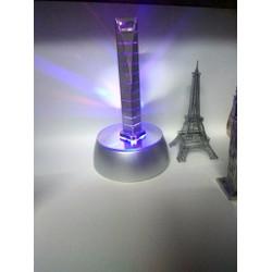 kit mô hình DIY cao ốc