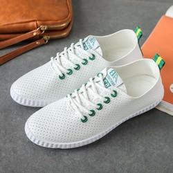 Giày mọi thời trang nữ cột dây hàng nhập - LN1308