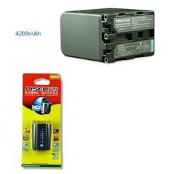 Pin Pisen. QM91D cho máy quay Sony.